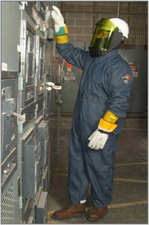 Arc Flash PPE, FR Clothing, Electrical Personal Protective ...